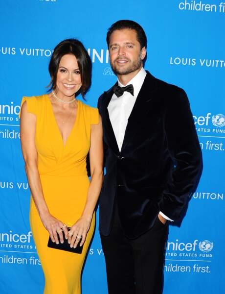 David Charvet et son épouse Brooke Burke