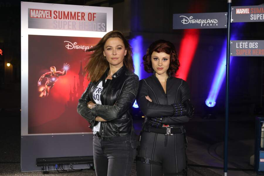 Eté Marvel Disneyland Paris - Sandrine Quétier
