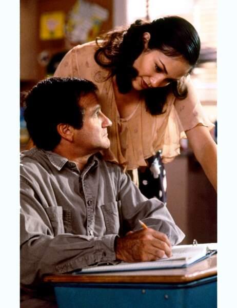 En 1996, il incarne un enfant plus vrai que nature dans Jack de Francis Ford Coppola