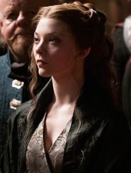 .. que lorsqu'elle prête ses traits à Margaery Tyrell