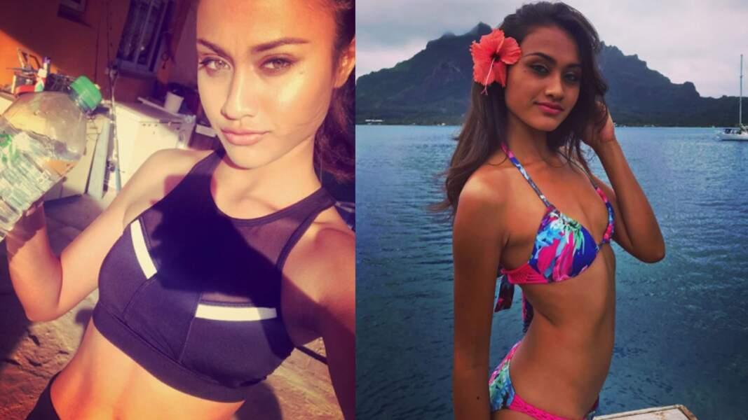Election de Miss France 2018 - Lévina Napoléon est Miss Nouvelle-Calédonie 2017