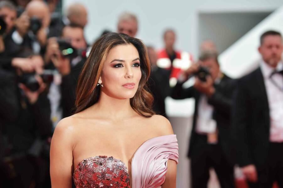 Festival de Cannes 2019 – On craque pour le beauty look d'Eva Longoria