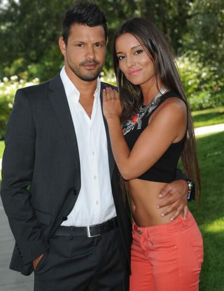 Nicolas (Nicolas Suret) et Sandra (Laura Coll)