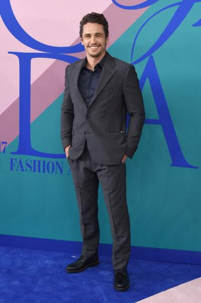 CFDA Fashion Awards 2017 - James Franco