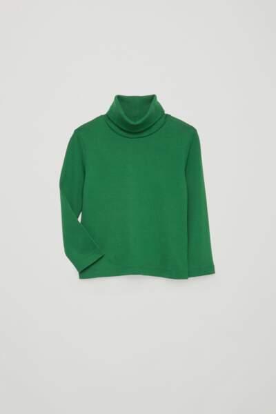 Pull en jersey, COS, 17€