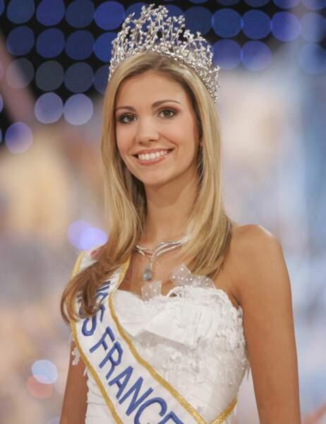Miss France 2006: Alexandra Rosenfeld