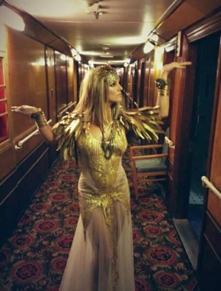 Britney, reine d'Egypte