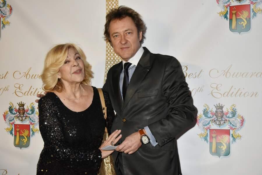 40ème Best Awards : Nicoletta et Jean Christophe Molinier