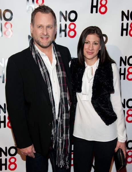 Dave Coulier et Melissa Bring