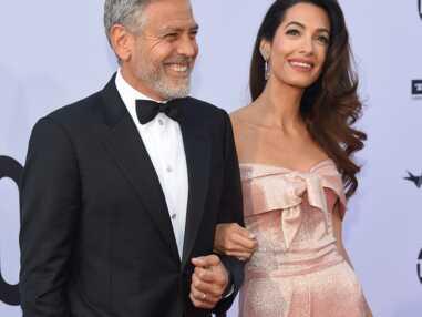 Amal et George Clooney très TRÈS amoureux au gala Life Achievement Award