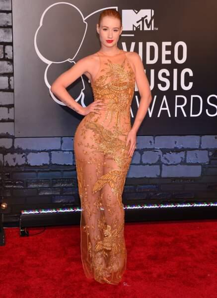 MTV Video Music Awards : Iggy Azalea en 2013. Sexyyyyyyy