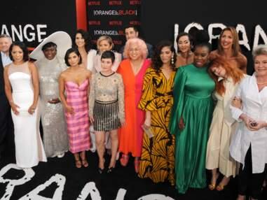 VOICI Les actrices d'Orange is the new black méconnaissables à l'avant-première à New York
