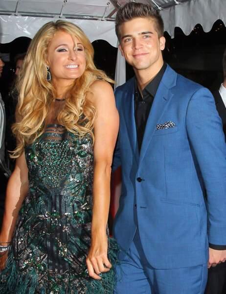 Paris Hilton et River Viiperi