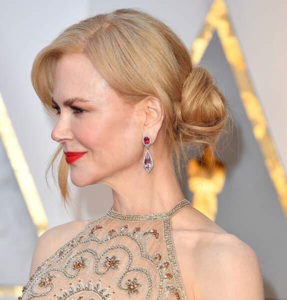 L'étrange visage de Nicole Kidman : Elle était tout simplement jolie