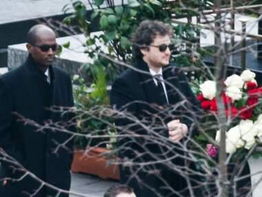 Mort de France Gall : son fils Raphaël Hamburger et son compagnon Bruck Dawit soudés aux obsèques