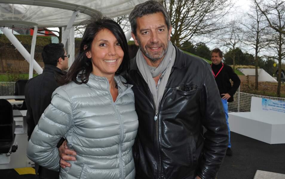 Michel Cymes et sa femme