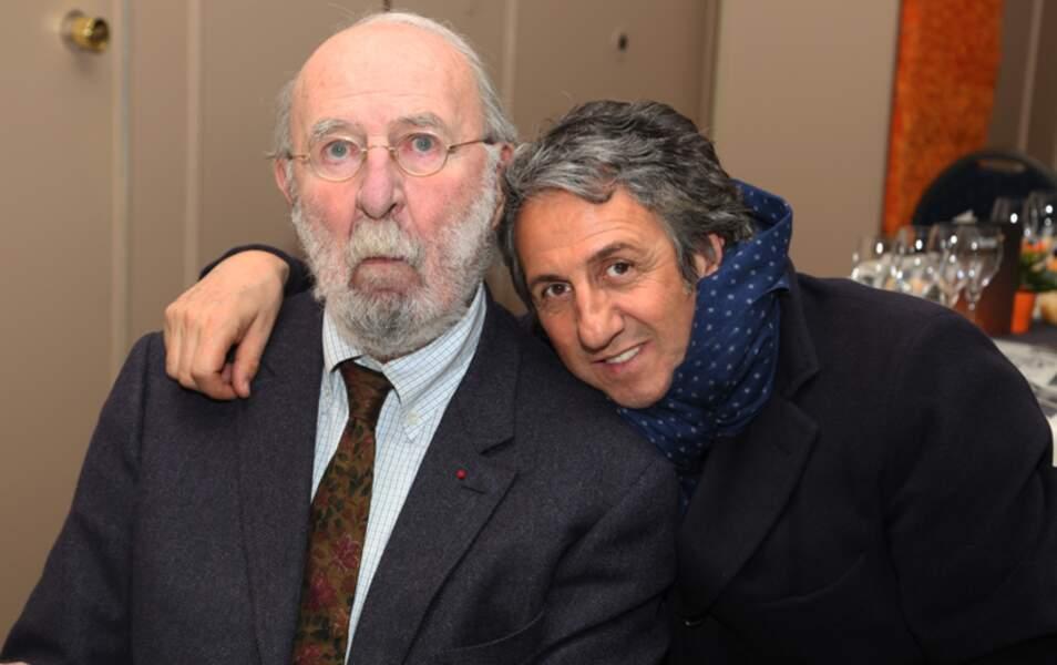 Jean-Pierre Marielle et Richard Anconina