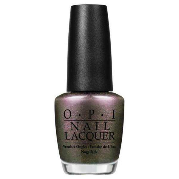 50 façons de briller : Vernis collection Skyfall, the world is not enough, OPI, 16 euros
