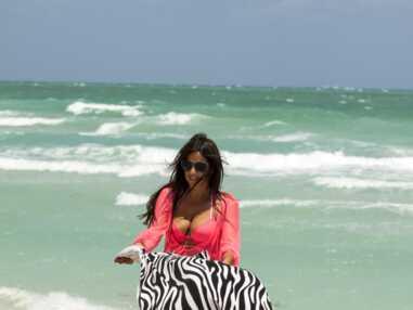 Claudia Romani (Secret Story) : son après-midi sexy (et surtout très naturelle) à la plage