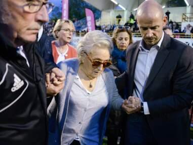 Première apparition publique de Bernadette Chirac depuis de nombreux mois