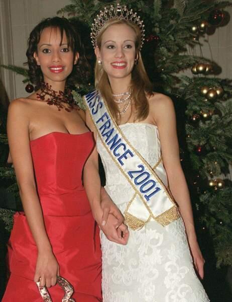 Miss France 2001: Elodie Gossuin