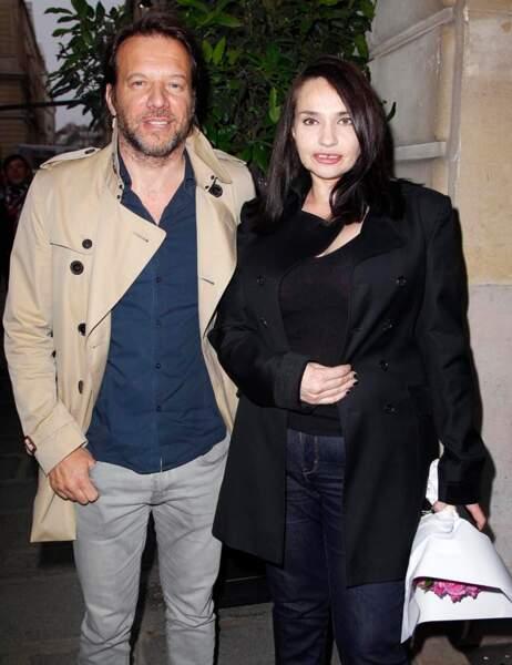 Samuel Le Bihan et Béatrice Dalle