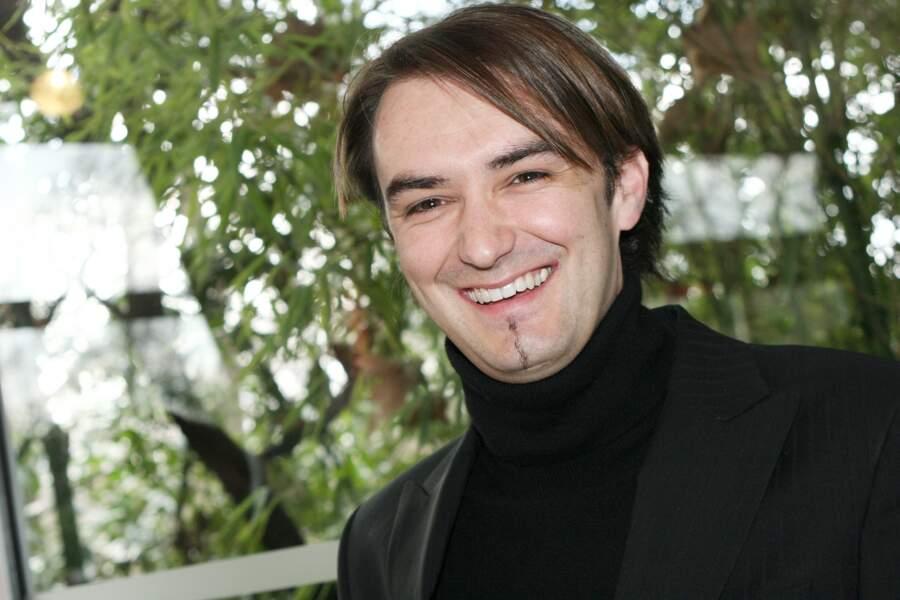 Le chef en 2006. Une année compliquée en terme de look