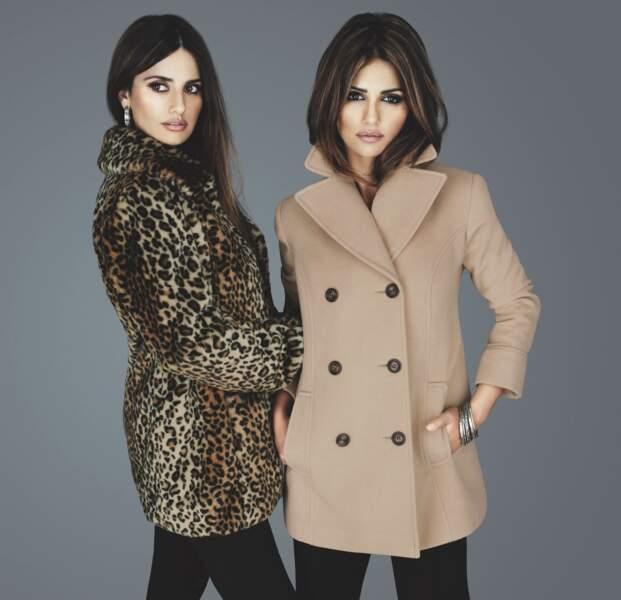 Penelope et Monica Cruz : elles sont nées comme ça