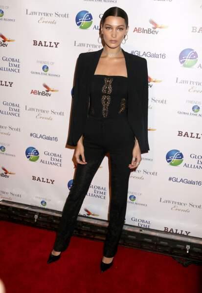 Perte de poids de stars : Bella Hadid après