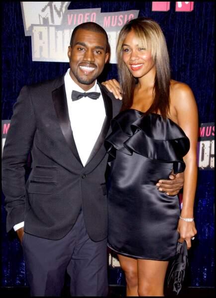 Kanye West et Alexis Phifer