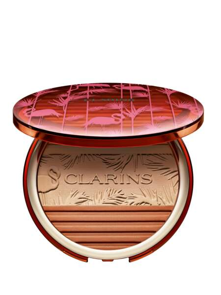 Poudre Soleil & Blush. 47,50 €, Clarins