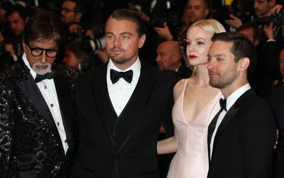 L'équipe du film Gatsby le magnifique