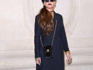 DIAPO Fashion Week : Rihanna, Alicia Keys, Kate Moss très chics pour le défilé Dior