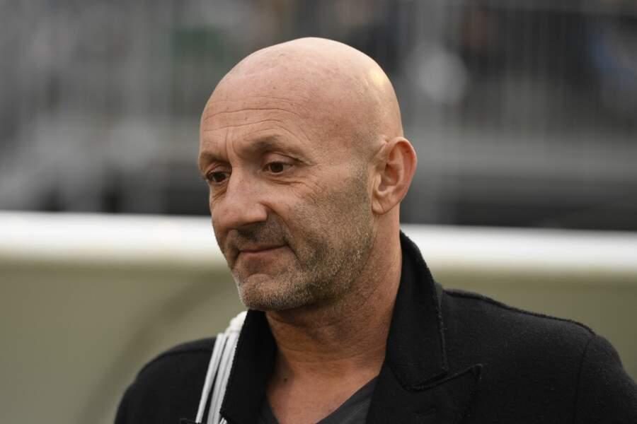 Fabien Barthez en 2018 (46 ans)