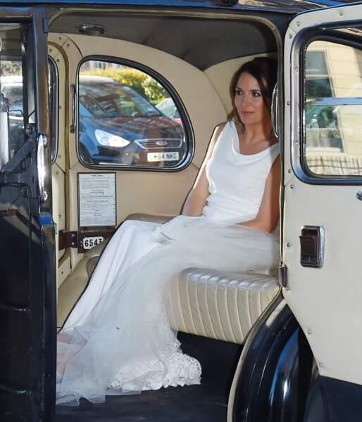 Rebecca Deacon, l'ancienne secrétaire particulière de Kate Middleton, s'est mariée