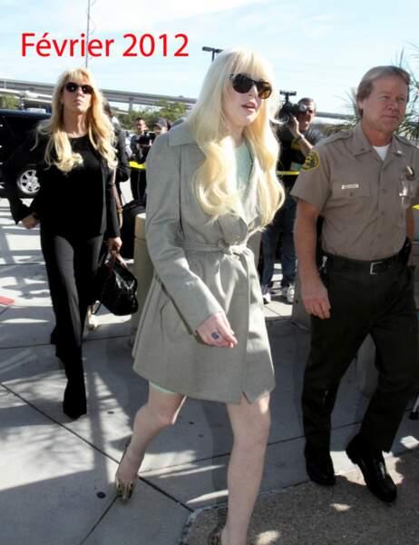 Lindsay février 2012