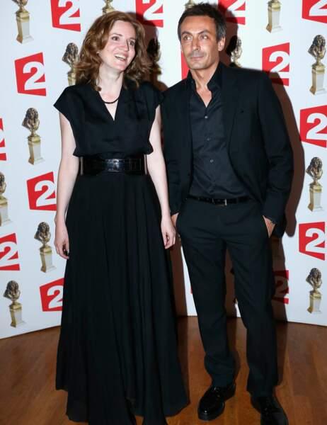Nathalie Kosciusko-Morizet et Benoît Solès