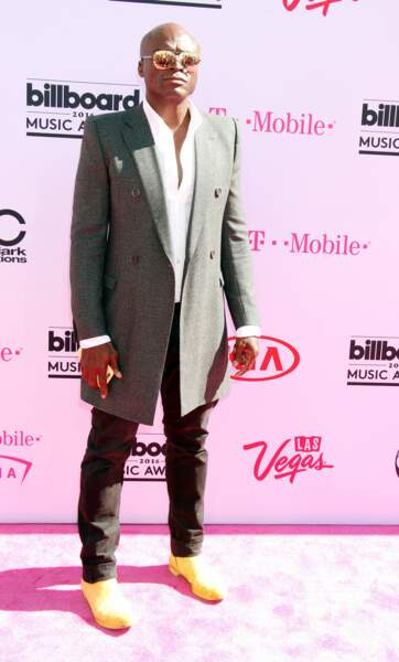 Billboard Music Awards 2016: Seal, l'ex d'Heidi Klum