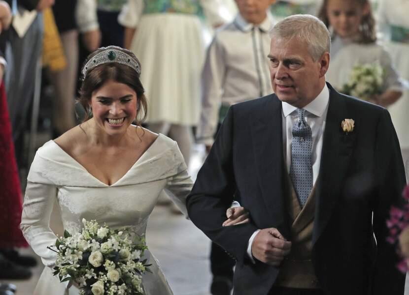 Mariage d'Eugénie d'York et de Jack Brooksbank