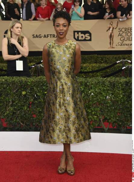 SAG Awards 2017 : Samira Wiley