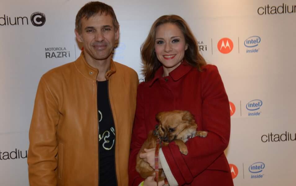 Paul Belmondo et Delphine Depardieu