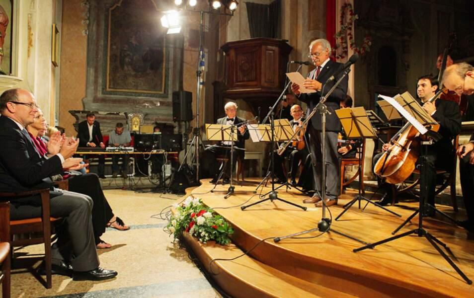 Les musiciens de Monte Carlo
