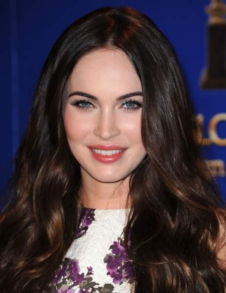 En décembre 2012, Megan Fox a retrouvé figure humaine