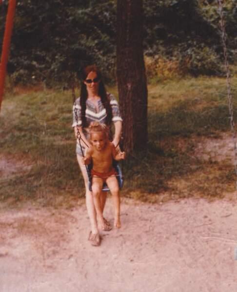 Mariah Carey avec sa mère