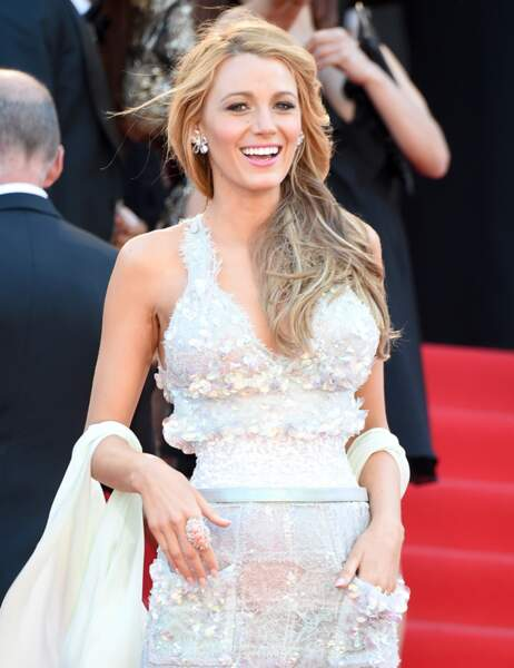 Blake Lively, la bombe du red carpet