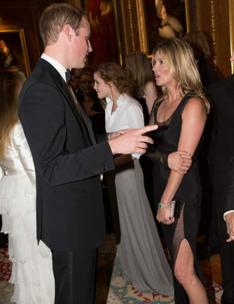 Mais que peut bien raconter William pour mettre Kate dans cet état ? La dernière bêtise du prince George ?