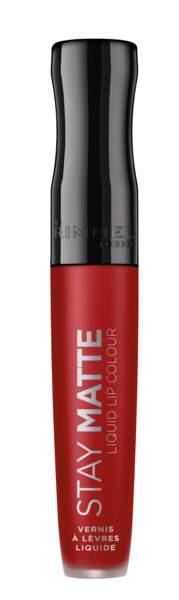 Stay Matte Liquid Fire Starter, Rimmel, 7,90 €.