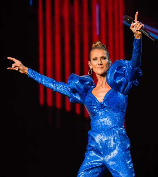 À 51 ans et à quelques mois de la sortie de son album, la chanteuse a encore démontré l'étendue de son talent
