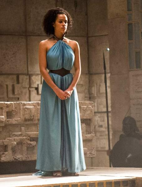 ... Missandei, la conseillère/assistante/servante de Daenerys