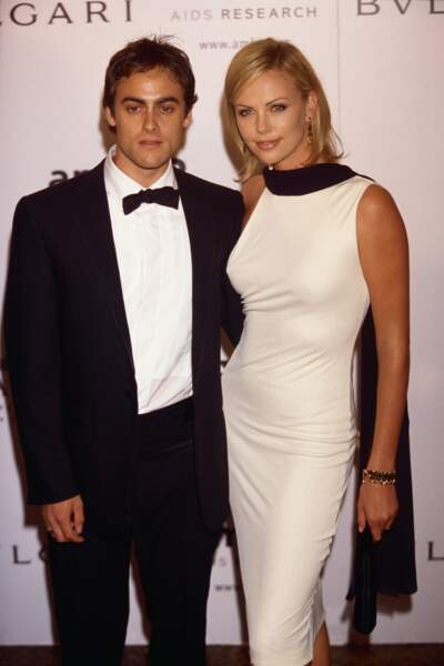 Ces couples brisés par le succès - Charlize Theron est devenue une icône oscarisée, Stuart Townsend n'a pas suivi